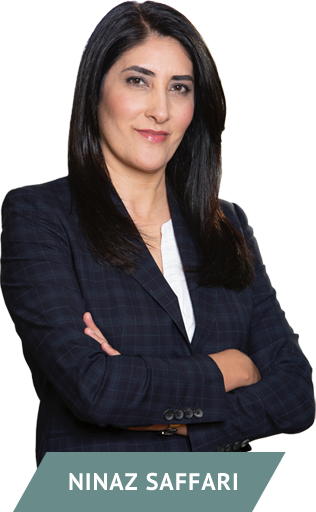 Ninaz Saffari, Los Angeles Criminal Defense Attorney